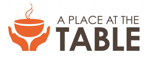 A Place at the Table logo.
